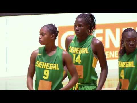 VIIIes Jeux de la Francophonie 2017 - DEMI-FINALE BASKETBALL FEMMES - 28 Juillet