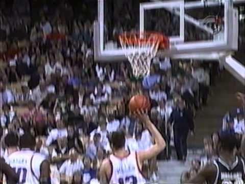 03/17/2000 NCAA East Regional 1st Round:  #12 Butler Bulldogs vs.  #5 Florida Gators