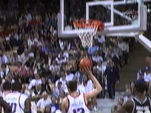 03/17/2000 NCAA East Regional 1st Round:  #12 Butler Bulldogs vs.  #5 Florida Gators