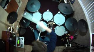 Faith No More - Epic - V-Drum Cover - Roland TD-20X - Drumdog69 - Drumless Track
