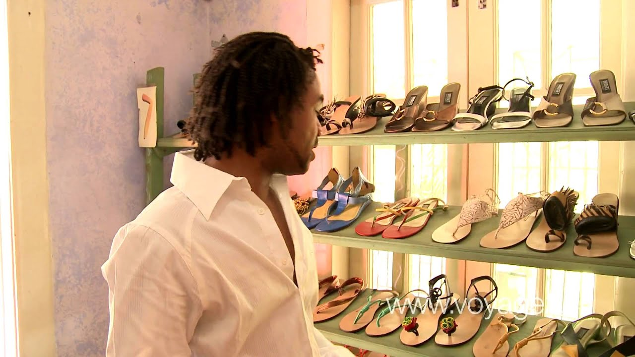 6bbc8c78f669 Bridget Sandals - Handmade Treats for the Feet - on Voyage.tv - YouTube