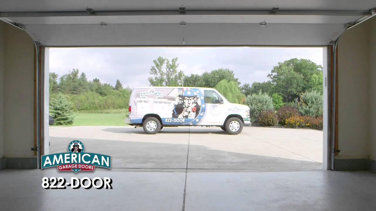 American Garage Doors - YouTube