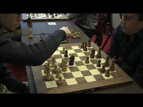 GM Anton Guijarro David - GM Naiditsch Arkadij, Bogo-Indian Defence, rapid chess