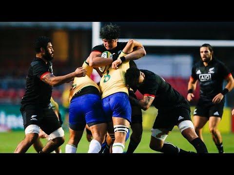 HIGHLIGHTS: Māori All Blacks v Brazil 2018