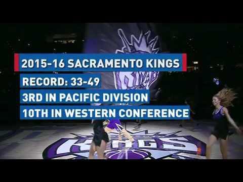 Sacramento Kings:2016-17 Season