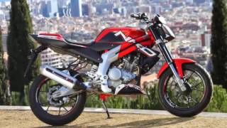 Top 10 125cc Naked Bikes of 2016