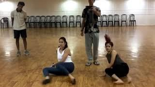 Katrina Kaif SEXY Dance Training