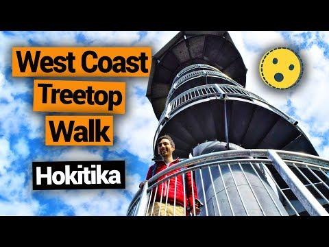 West Coast Treetop Walk in Hokitika - New Zealand's Biggest Gap Year – Backpacker Guide New Zealand