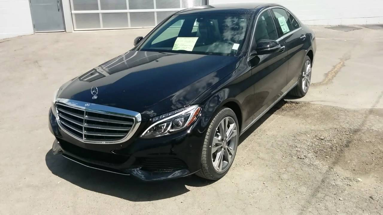 2016 c300 luxury edition performance mercedes youtube for 2016 mercedes benz c300 sport