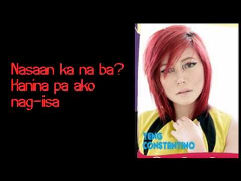 "Alaala - Yeng Constantino ""Himig Handog P-pop Love songs ... 