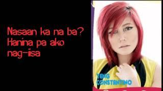 "Alaala - Yeng Constantino ""Himig Handog P-pop Love songs"