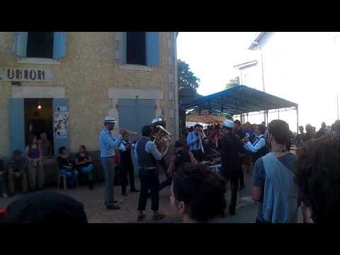 Minimum Fanfare - Luxey 2014