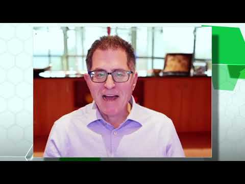 Michael Dell, CEO of Dell Technologies on Ireland
