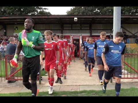 Highlights | Whitehawk FC 2-3 Wingate & Finchley FC - 25.8.18