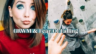 GET READY WITH ME & FEAR OF FALLING | WEEKLY VLOG