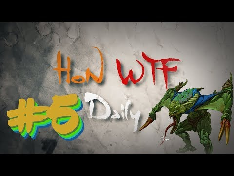Download Youtube: HoN WTF Daily #5