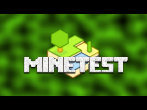 MineTest  لعبه شبيهه بماين كرافت + رابط التحميل