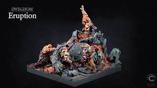 Founder's Exclusive - Retinue Dioramas