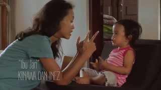 """Kinawa & Inez menyanyikan lagu """"Ibu Jari"""""""