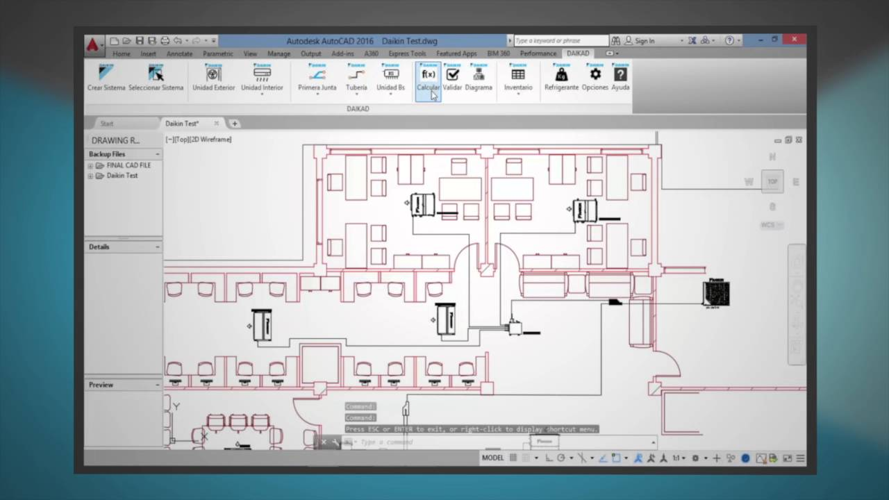 Daikin produces CAD and BIM plugin - Cooling Post