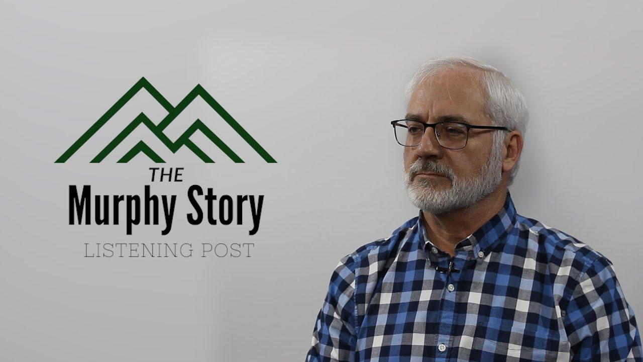 The Murphy Story Listening Post - Paul Kyle