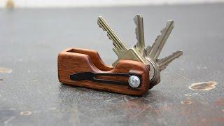 DIY | Key sheath #2