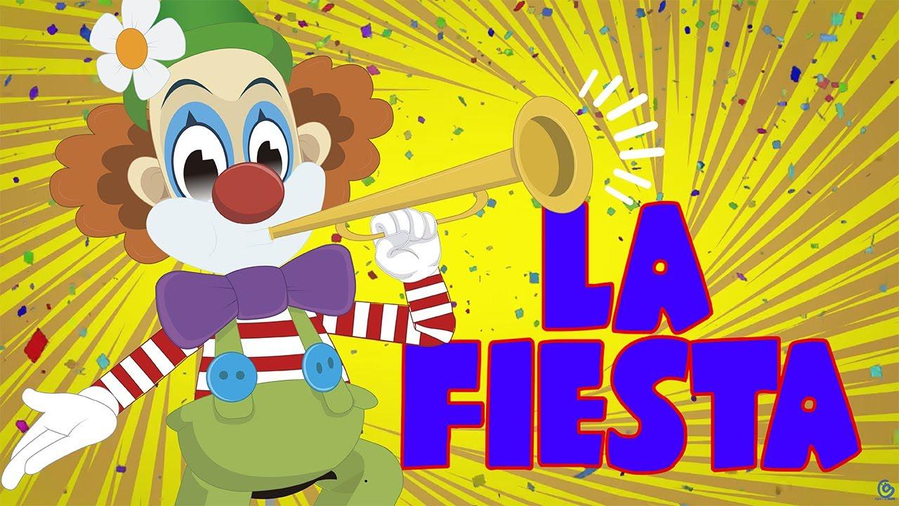 Las Mejores Canciones Infantiles En Español Para Cantar Y Bailar En Fiestas Youtube