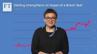 How Brexit hopes and fears are moving the pound | FT