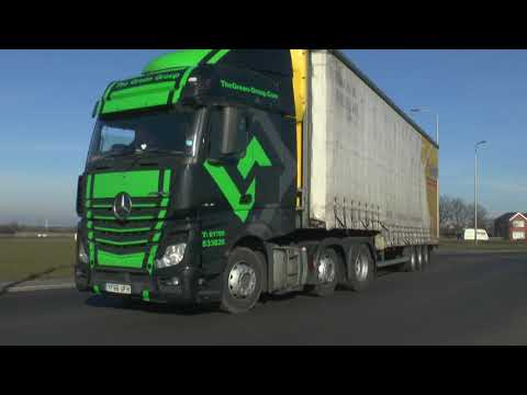 IMMINGHAM TRUCKS FEB 2019 Part3 Trailer1