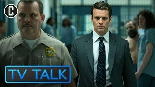 Mindhunter Review, Amazon Drops Weinstein Series - TV Talk