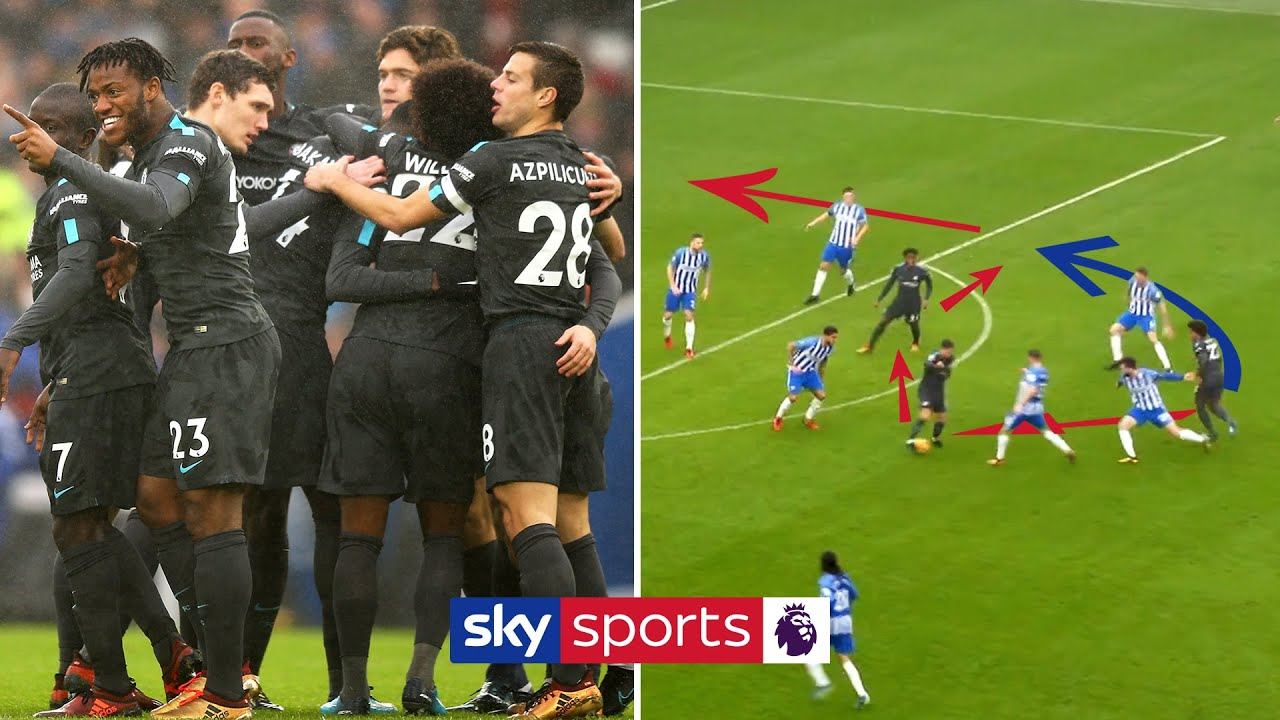 The Greatest TEAM GOALS in Premier League History! ⚽ | Part 1