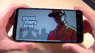 Игры Asus Zenfone 5Z (GTA:SanAndreas, WorldOfTanks:Blitz)