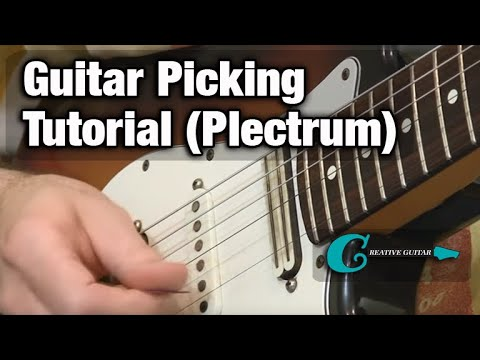 Guitar Technique: Guitar Picking Tutorial