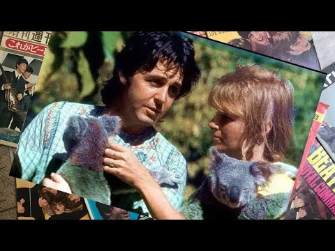 ♫ Paul McCartney family at Lone Pine Koala Sanctuary, 1975