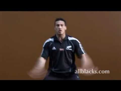 "All Blacks HAKA ""Kamate"" by Gear - with lyrics"