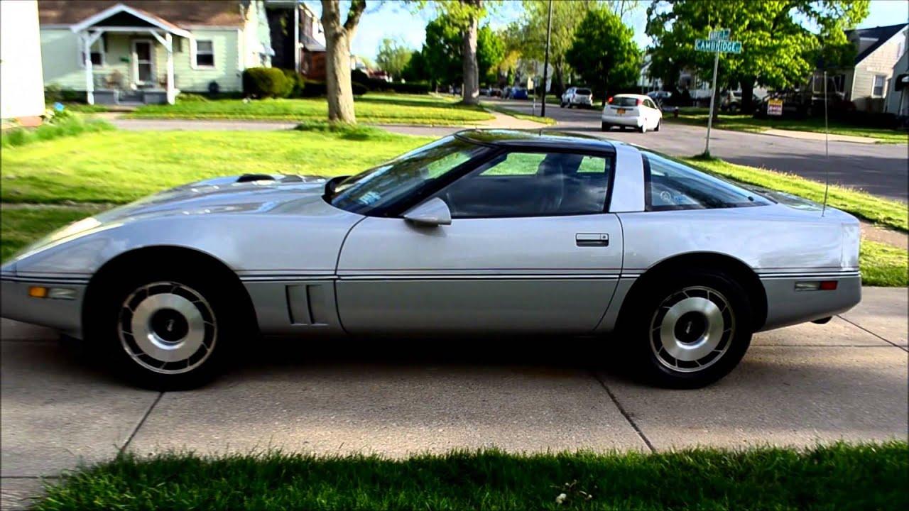 1984 corvette for sale buffalo ny youtube. Black Bedroom Furniture Sets. Home Design Ideas