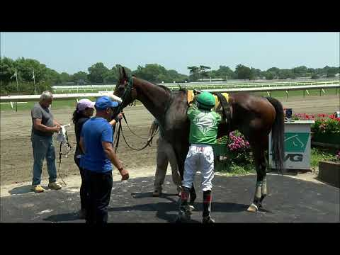video thumbnail for MONMOUTH PARK 7-7-19 RACE 2