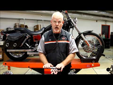 Doc Harley: Air Filter Option