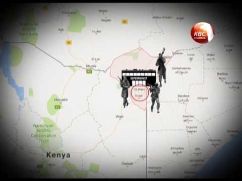 Suspected Al Shabaab militants kill three in Elwak Town, Mandera County