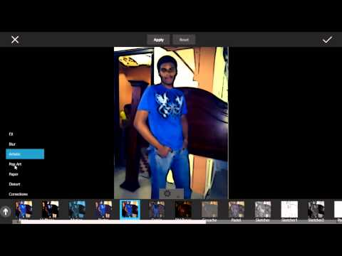 (Windows 8.1) Descargar PicsArt Photo Studio