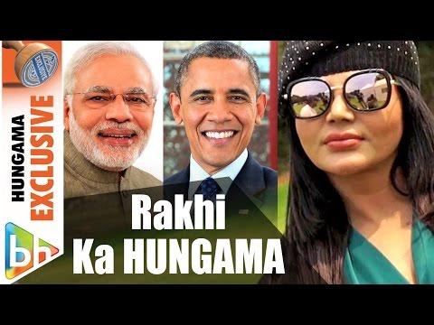Rakhi Sawant EXPLOSIVE In USA | Main Kisi Ke Baap Se Nahin DARTI