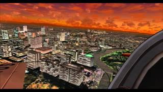 FSX TOKYO scenery Movie