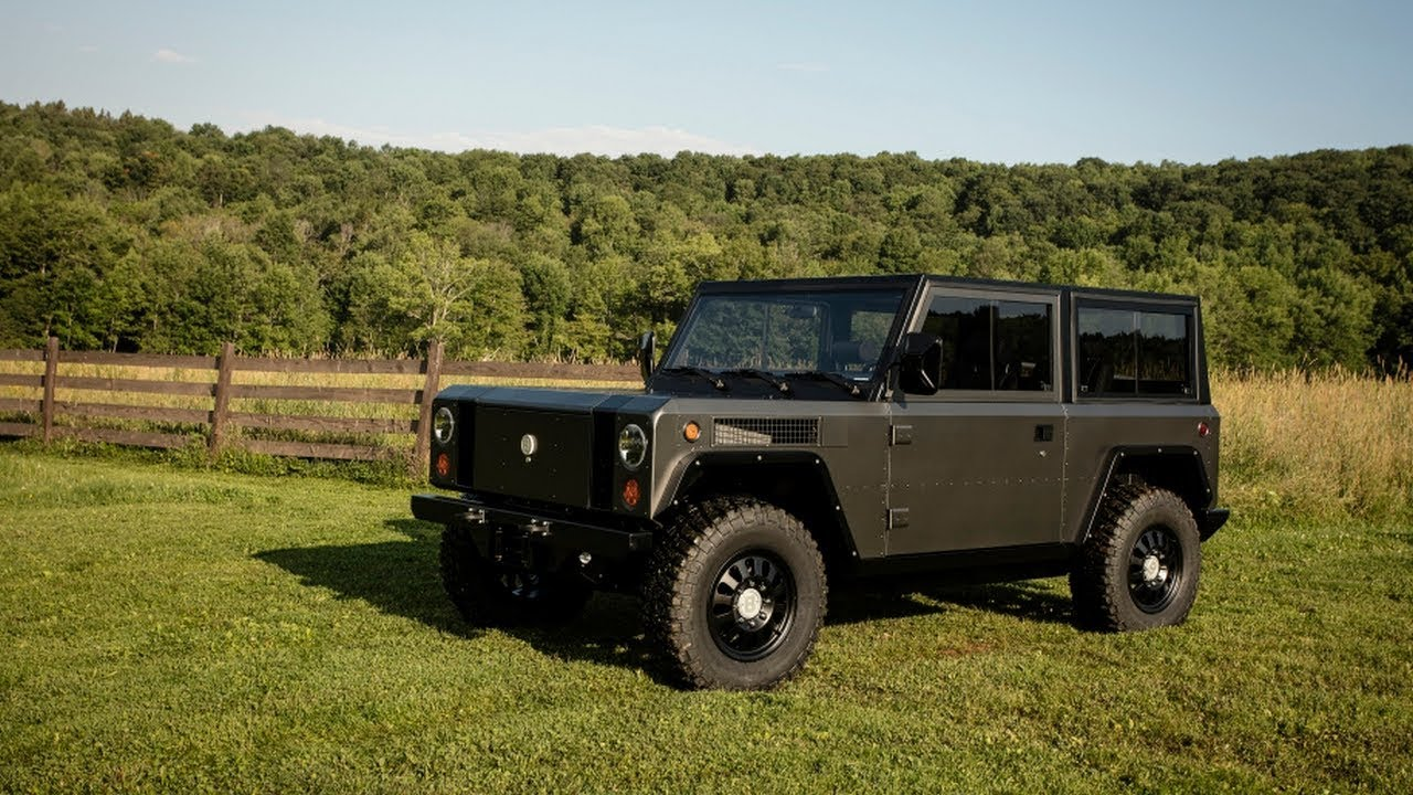 Bollinger B1 Has Over 10 000 Reservations Plus A New Off Road