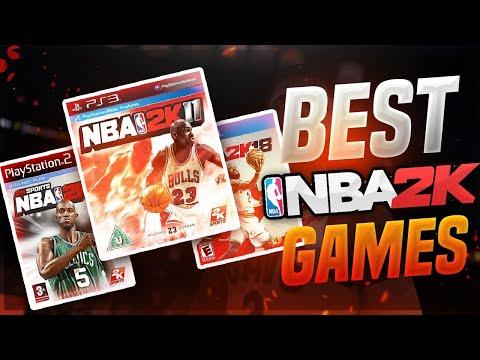 TOP 10 NBA2K GAMES