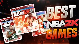 TOP 10 NBA2K GAMES