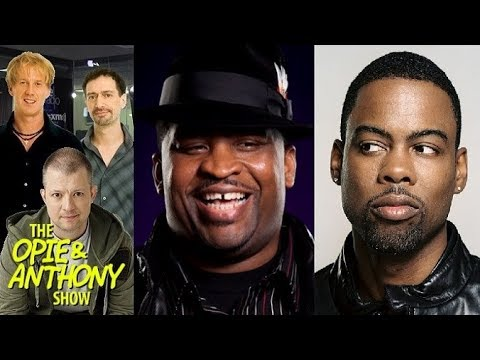 Opie & Anthony - Chris Rock Helps Patrice O'Neal