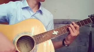"""""""И только имя твоё"""" на гитаре"""