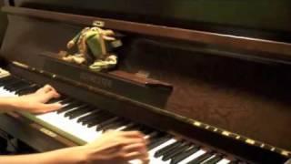 キリンジの「Drifter」をピアノで。サビと間奏以外ほぼ市販楽譜のアレン...