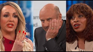 Dr. Phil To Feuding Guests: 'You Behave Like You Thrive On Drama And Crisis'
