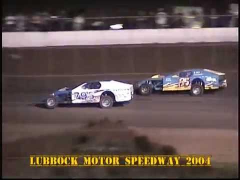 IMCA Modifieds | Lubbock Motor Speedway | June 18 , 2004